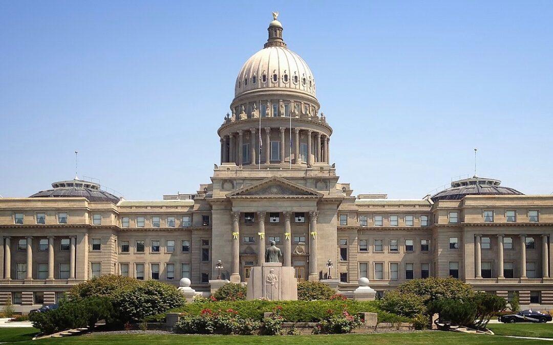 Idaho Legislature 2020 Extraordinary Session