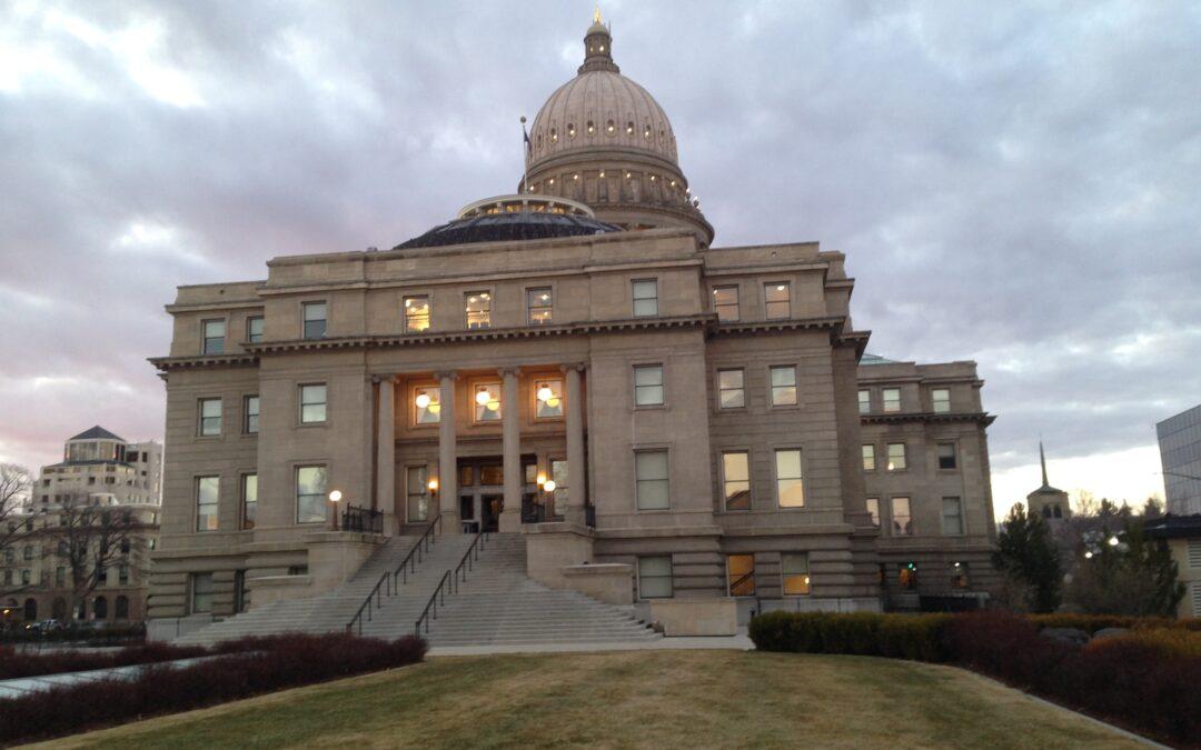Legislative Update 1/27/21